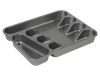 Dark Grey Cutlery Drawer Insert  €4.25