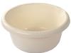White Round Basin €4.75