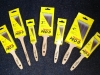 Range of Paintbrushes (€3.35-€9.99)